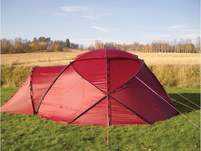 Hilleberg Atlas Vorzelt red